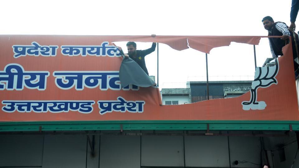 Uttarakhand elections,Vinod Chamoli,Umesh Aggarwal