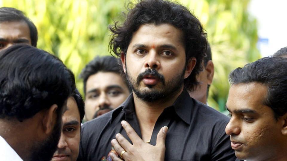 Sreesanth,Sreesanth Spot Fixing Scandal,Sreesanth IPL