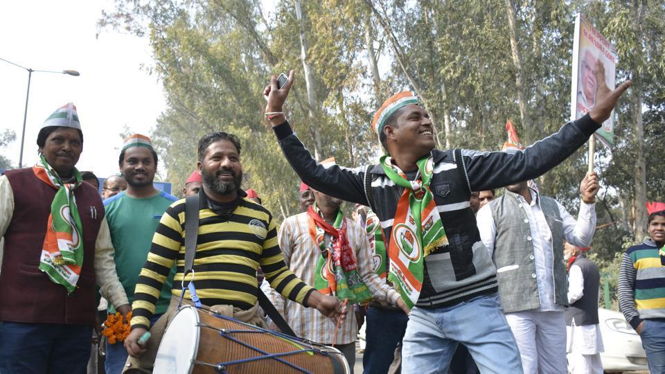 Ghaziabad,door to door campaign,UP polls