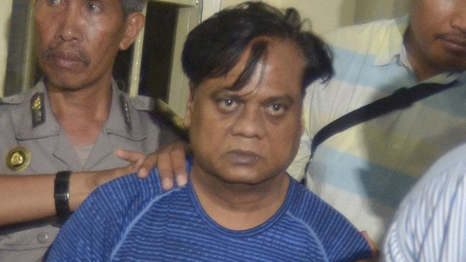 Rajan was arrested from Bali and deported to India in October 2015.