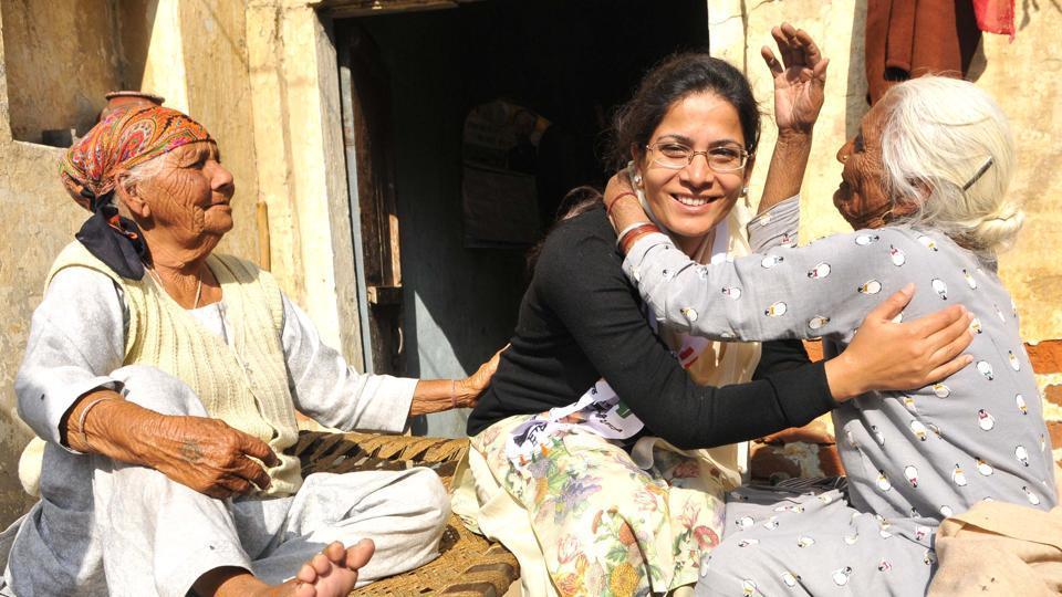 Punjab polls,Anu Randhawa,father's legacy