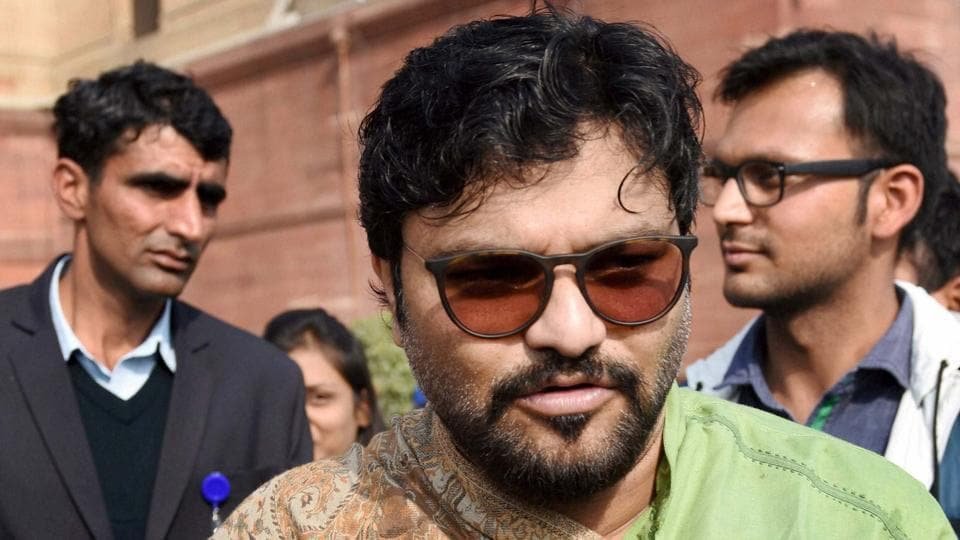 Kolkata Police has slapped a case against Babul Supriyo, the Lok Sabha member from Asansol, under section 309 of the Indian Penal Code that relates to use of obscene words or gestures against a woman.