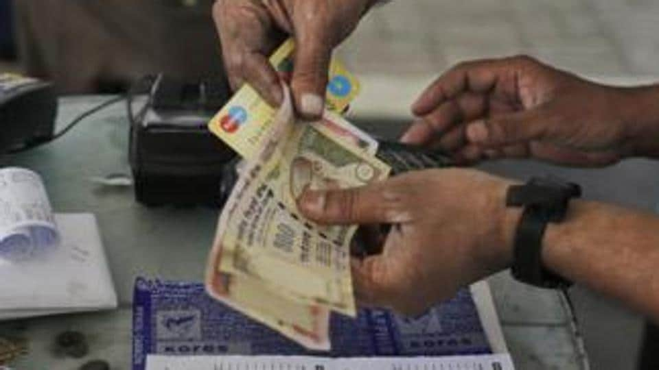 FM Jaitley said a large part of the Rs 15.4 lakh crore of old high denomination notes in circulation on November 8 have already been replaced and the Reserve Bank of India (RBI) has a very large amount of currency available to support any liquidity need.