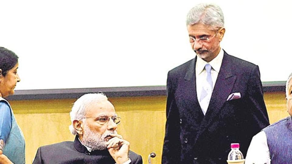 Broad ideological convergence, a risk-taking appetite, and smooth operational relationships make S Jaishankar PMModi's favourite diplomat.
