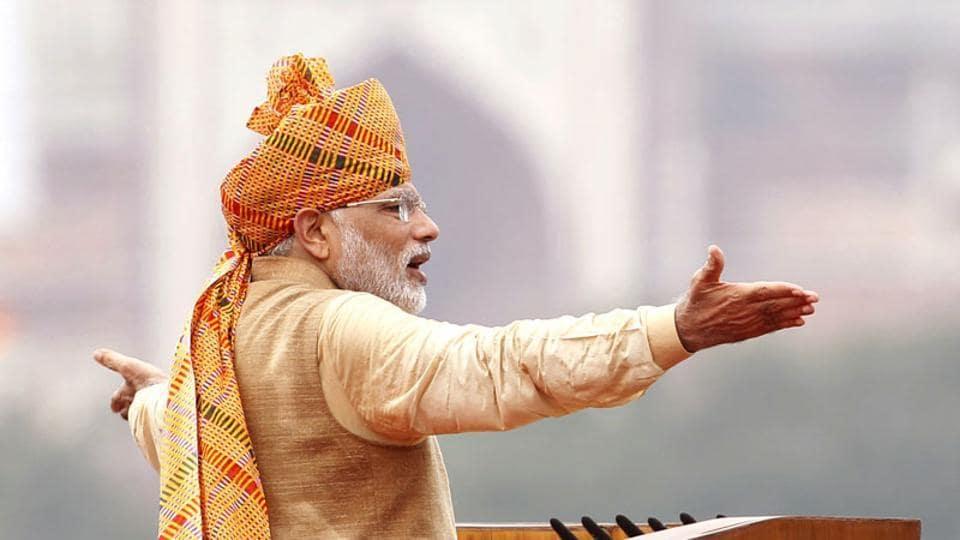 Narendra Modi,Independence Day,New Delhi