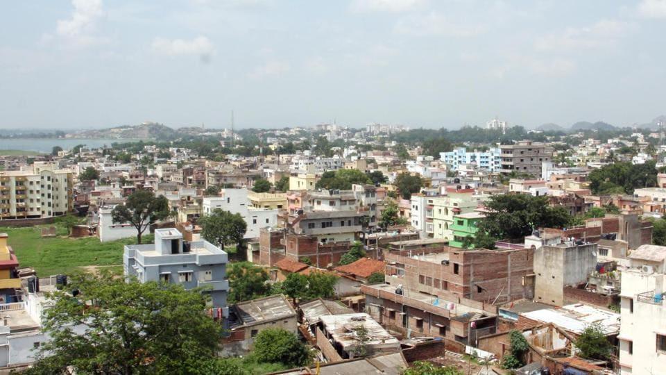 Smart City,Smart Colony,Jharkhand
