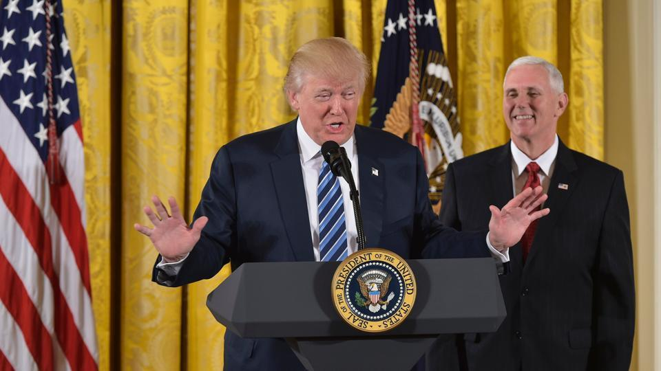 White HOuse,Donald Trump,US-Russia forces
