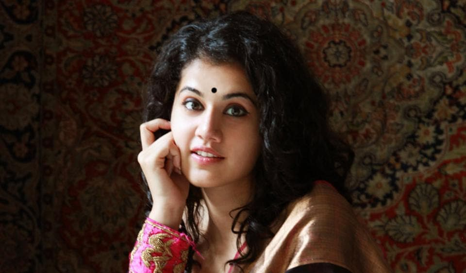 Actor Tapsee Pannu  decided to become a wedding planner for a friend.