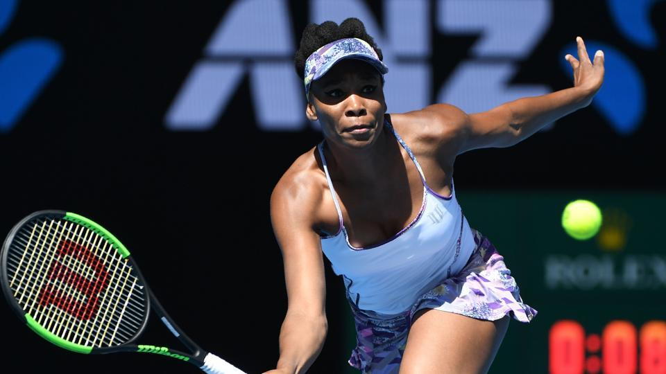 Australian Open,Venus Williams,Anastasia Pavlyuchenkova