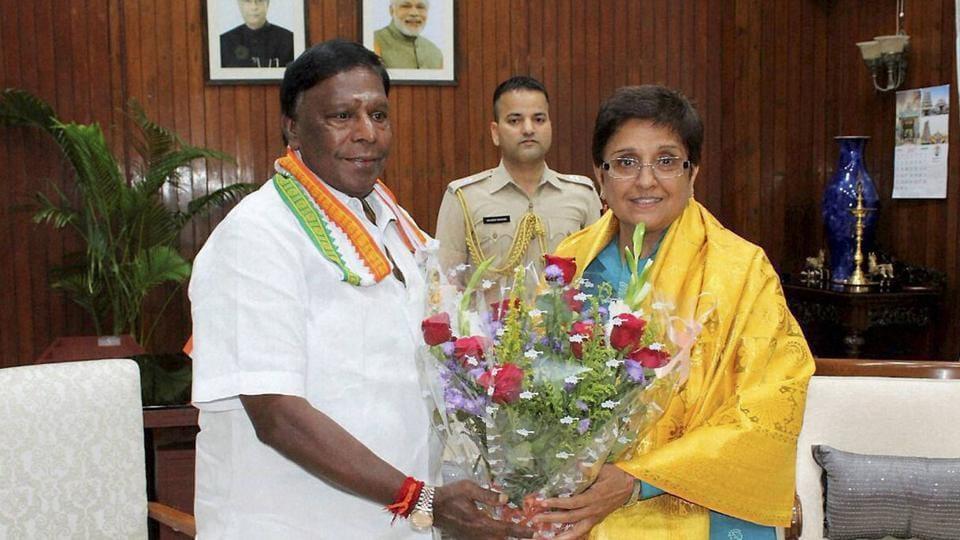 Kiran Bedi,Lt Governor Kiran Bedi,Puducherry