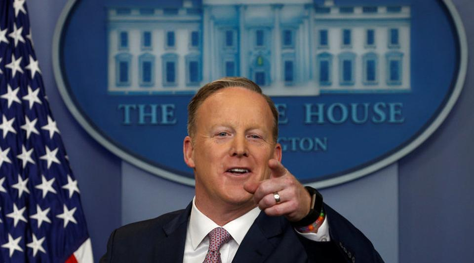 Sean Spicer,Donald Trump,White House