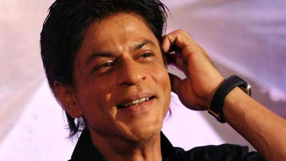 Shah Rukh Khan embarked on a journey on Tuesday from Mumbai to Delhi to promote Raees.