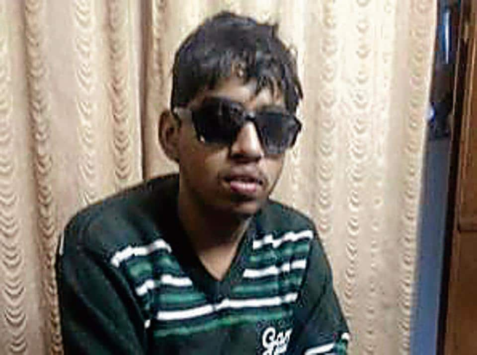 Ishan was shot by a toy gun by his neighbour, police said. Ishan lives with his family in Shahdara area and is a Class 10 student at a government school.