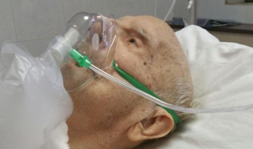 Father Federico Gussi Sopena is in critical and undergoing treatment at Holy Spirit Hospital in Andheri.