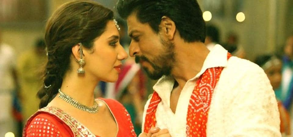 Shah Rukh gives the character of Gujarati bootlegger Raees a flamboyance and an inherent decency; Mahira, in the role of his wife, is vapid.