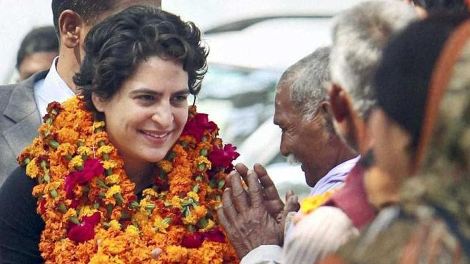 Vinay Katiyar's remarks about Priyanka Gandhi came a day after the Congress included her name in the list of campaigners for the Uttar Pradesh assembly election.