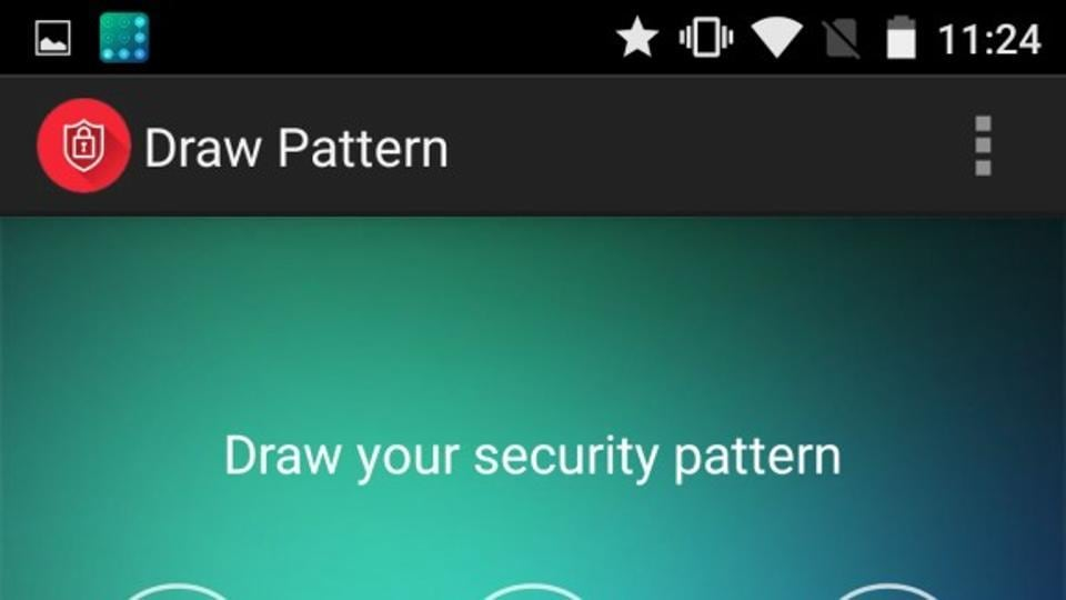 android pattern lock crack software
