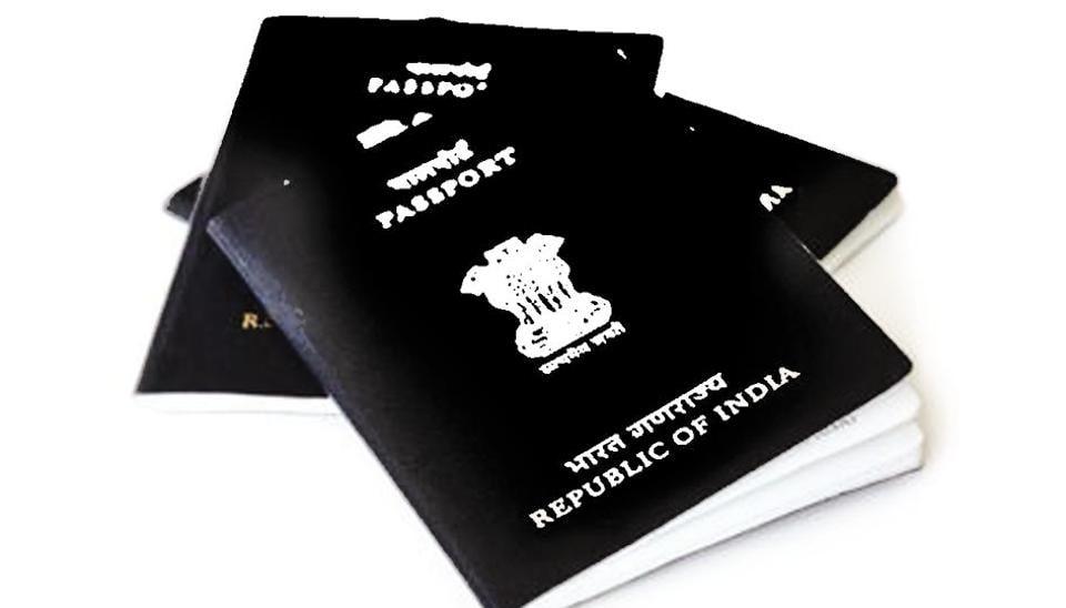 Mumbai police,fake passport,London