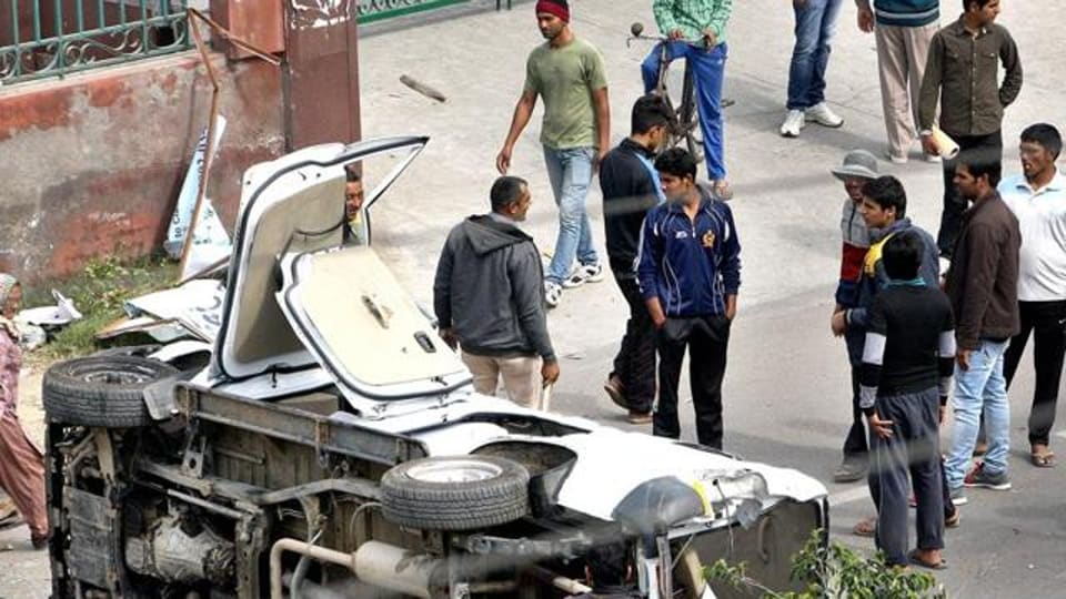 Haryana had witnessed largescale violence in February last year, which resulted in the loss of 30 lives.