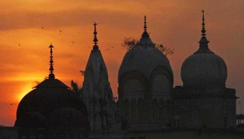 At the centre of the push of the Hindu Right's campaign for a Hindu Rashtra – an India for Hindus - lies the construction of a Ram temple on the site of the demolished Babri masjid.
