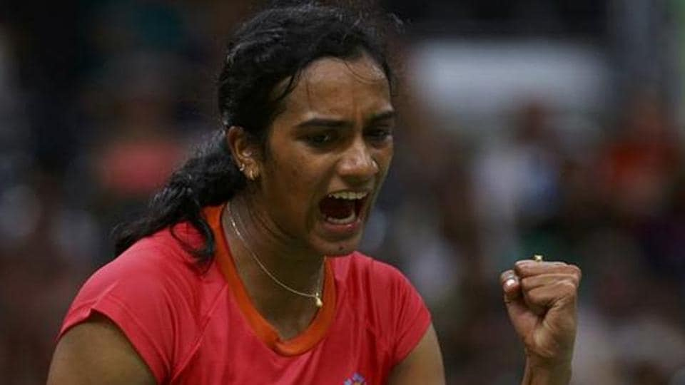P.V. Sindhu is the first Indian badminton player to win a silver medal at the Olympics.
