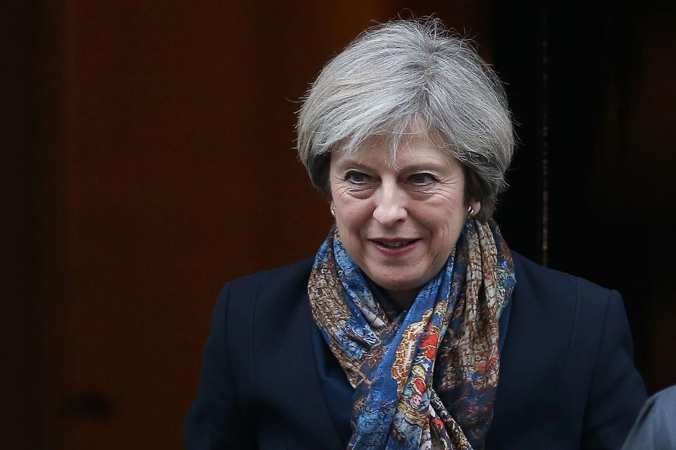 Brexit,Theresa May,EU referendum