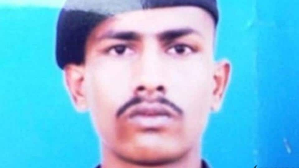 Indian Army soldier,LoC,Line of Control