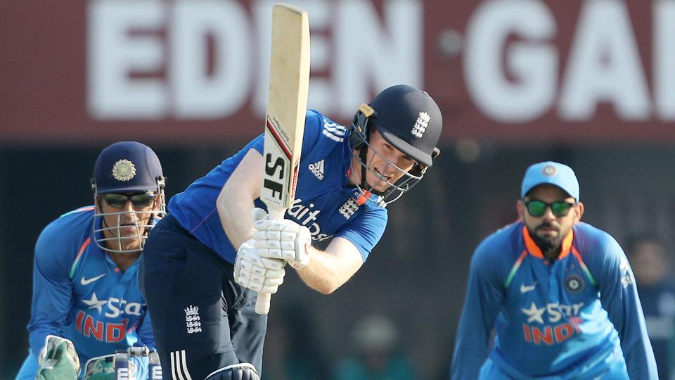 Eoin Morgan says England will be confident heading into the Twenty20 International series against India, having secured a win on the tour with victory in the Kolkata ODI.