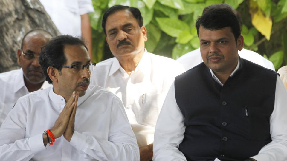 Without an alliance, the Shiv Sena and BJP are likely to be each others' biggest competitors this election.