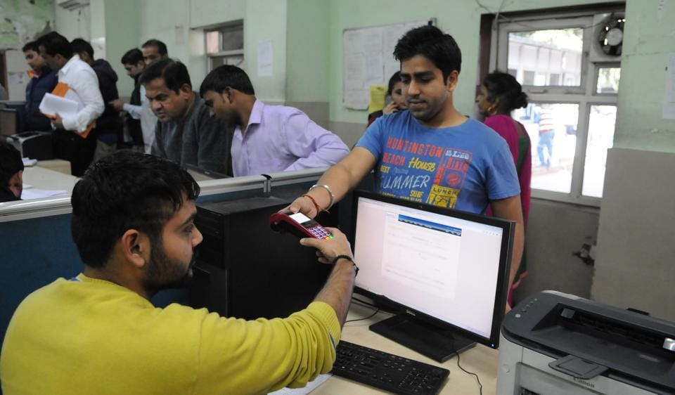 In December, the Municipal Corporation of Gurgaon announced that it will not be accepting cash payments for property tax bills, trade licenses, shop and establishment licence, birth and death certificates. A move to encourage card and digital transactions.