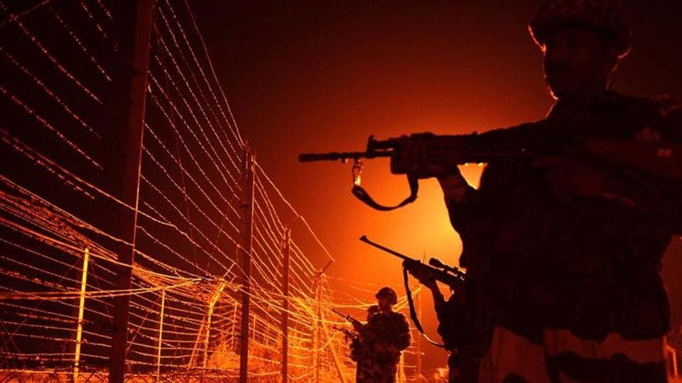 The Army conducted surgical strikes on terrorist launchpads across the Line of Control in September last year.
