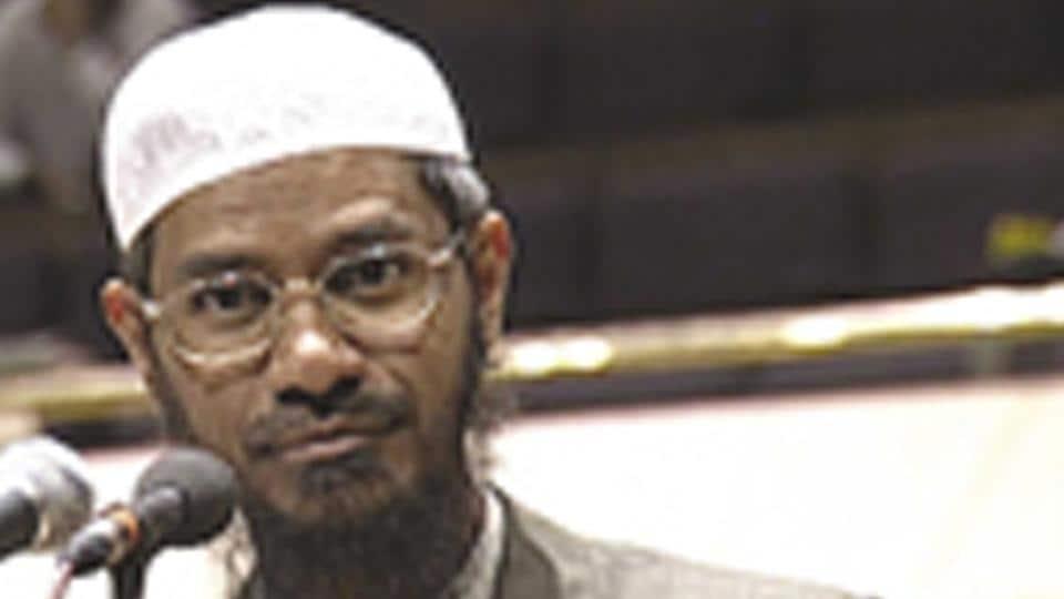 Zakir Naik president of Islamic Research Foundation