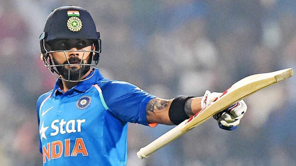 Virat Kohli holds the record for the most T20I runs scored by an Indian.