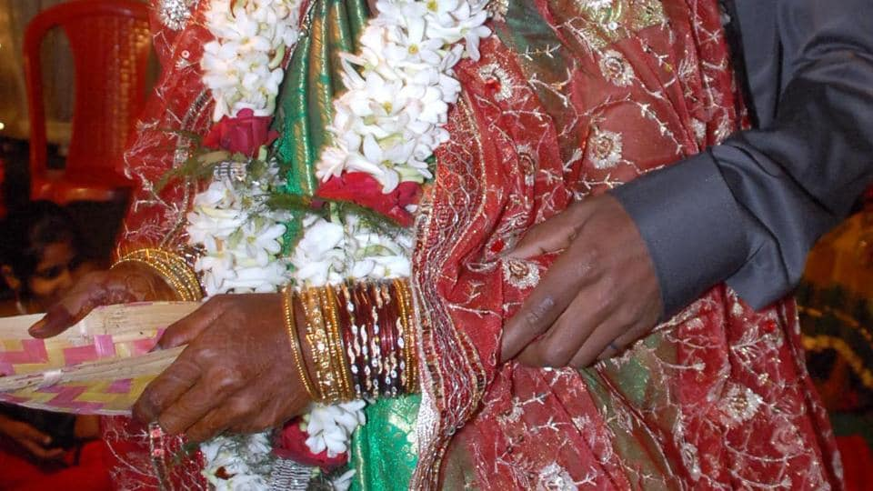 Unmarried men from Harayana and Rajasthan marry Jharkhand girls