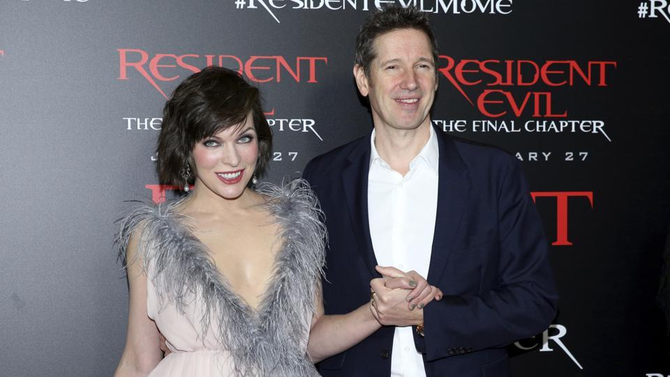 Actor Milla Jovovich and her husband, filmmaker Paul W.S Anderson say Salman Khan has more fans in Germany than them.