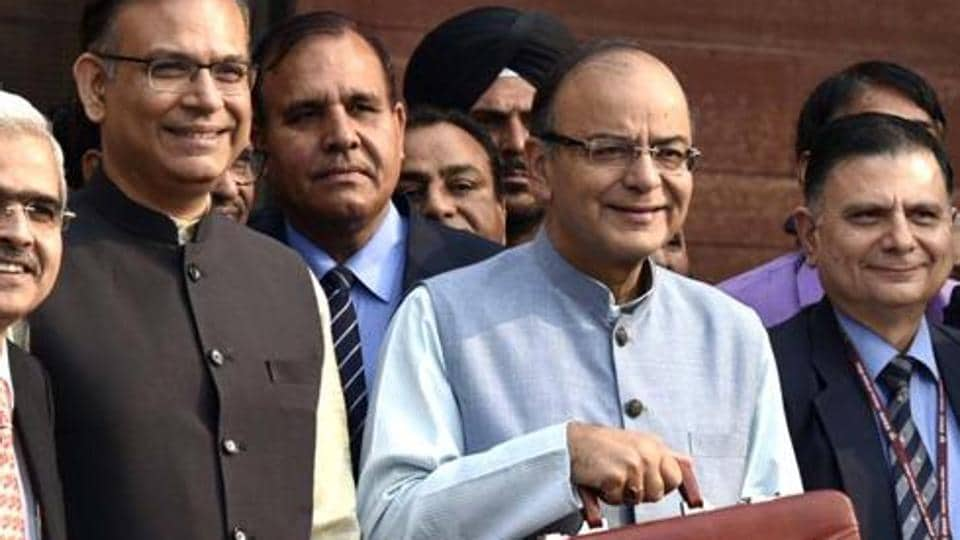 Union finance minister Arun Jaitley to present the General Budget on February 1.