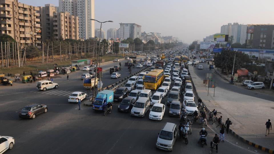 Gurgaon,NHAI,Sohna Road