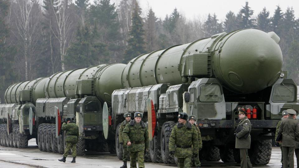 China,Intercontinental ballistic missiles,China-US