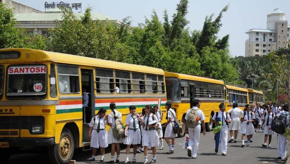 mumbai,school busses,SBOA