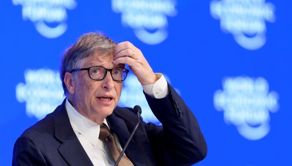 Bill Gates,first trillionaire,Oxfam