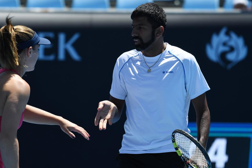 It was yet another disappointment for  Rohan Bopanna at a Grand Slam event. (AFP)