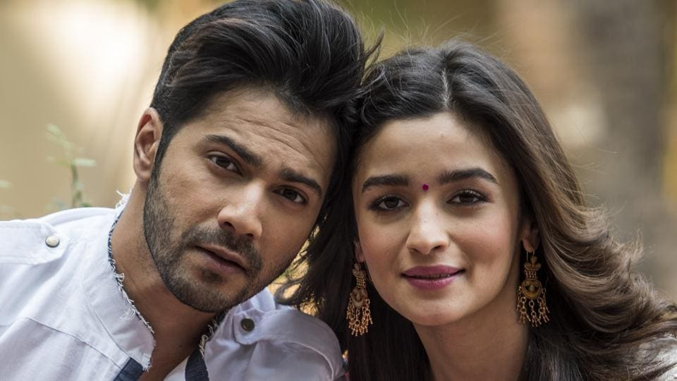 Varun Dhawan and Alia Bhatt say they are proud Indians.