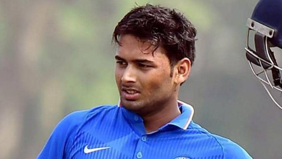 Rishabh Pant slammed an aggressive fifty in the warm-up game for India A against England and he could be in line for a Twenty20 International debut in Kanpur.
