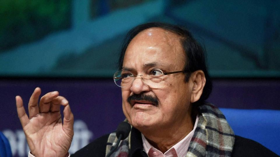 Union broadcasting minister Venkaiah Naidu said people criticising do not have any moral right as they have called Prime Minister Narendra Modi by different names.