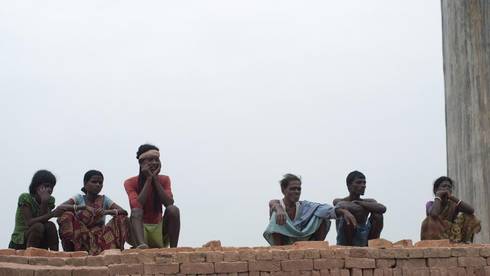 There are more than 18 million slaves in India, according to Global Slavery Index.