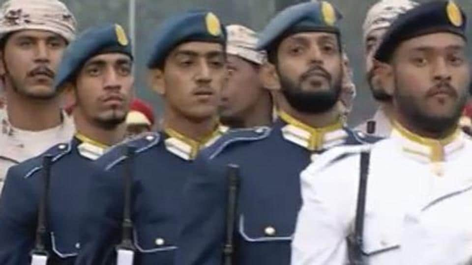 United Arab Emirates,UAE military,Republic Day parade