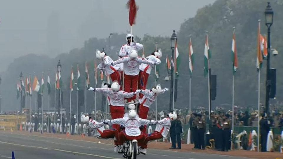 Republic Day,India's 68th Republic Day,Rajpath