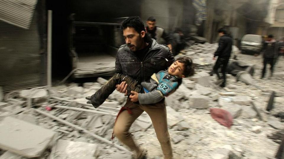 Children have been some of the worst hit in the Syrian conflict.