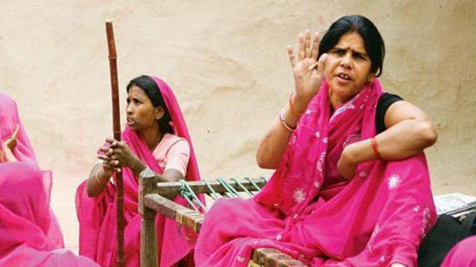 Gulabi gang,UP Elections,Assembly Elections