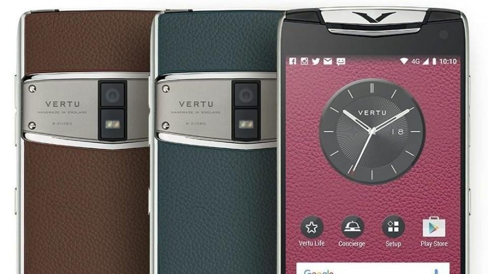 Known for luxury smartphones, Vertu has showcased its latest Android flagship smartphone named Constellation and this is the first phone from the company's stable to sport a dual-SIM, dual Standby feature that was first launched by Chinese hanset-maker Coolpad. Vertu has also put global Wi-Fi access from the world's largest Wi-Fi network, iPass, in the device.